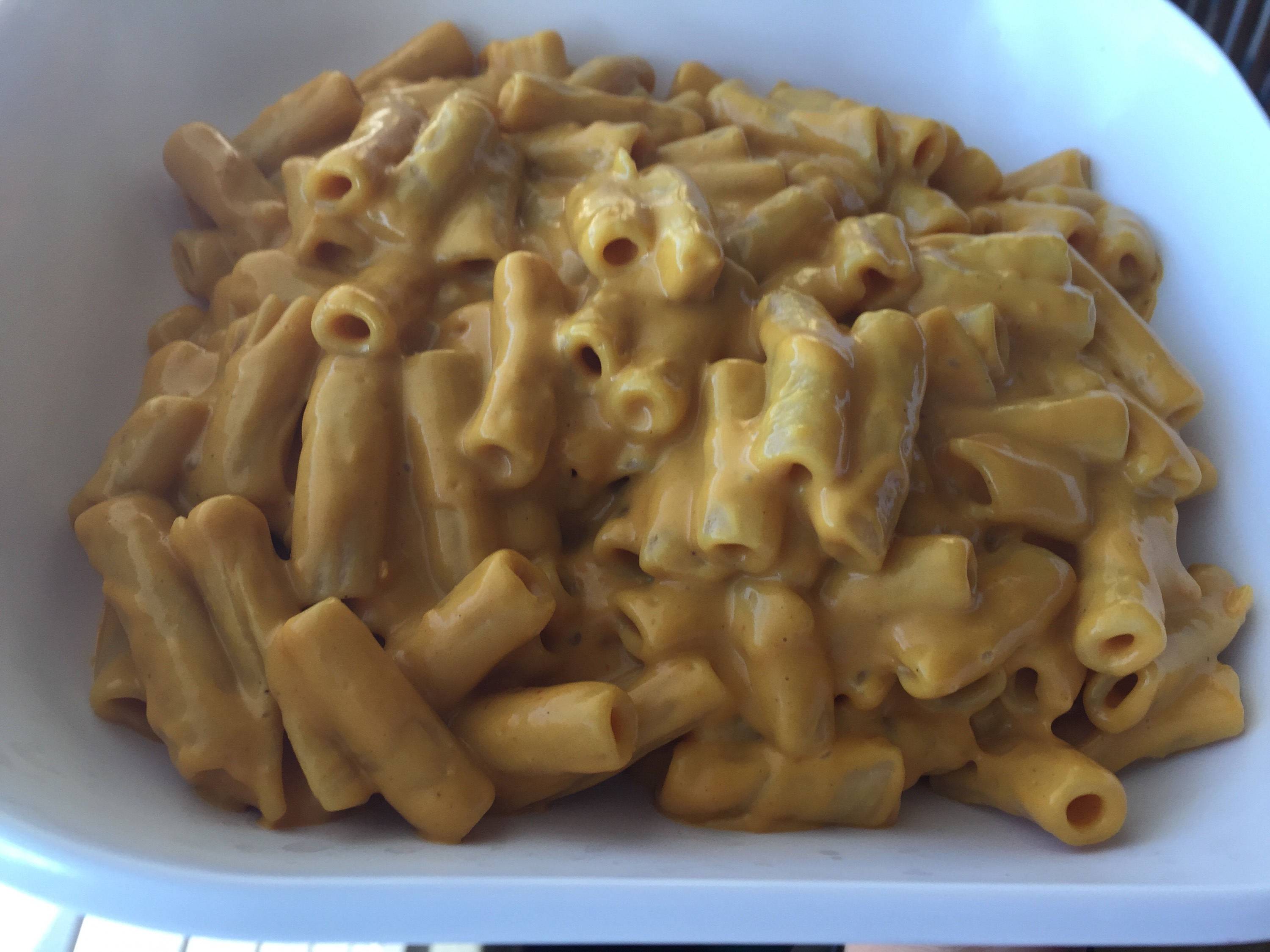 Mac and cheesiness of love