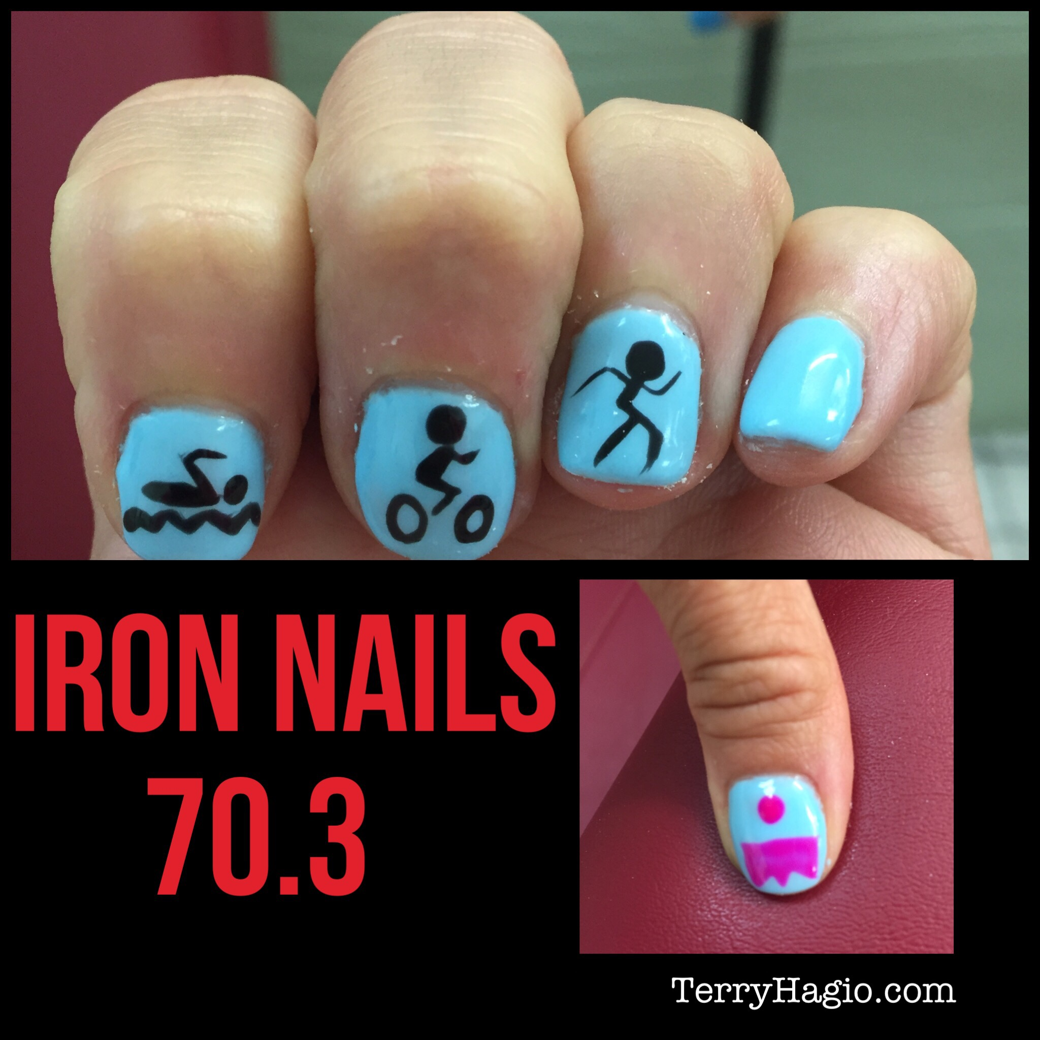 Half ironman prep: day 1!