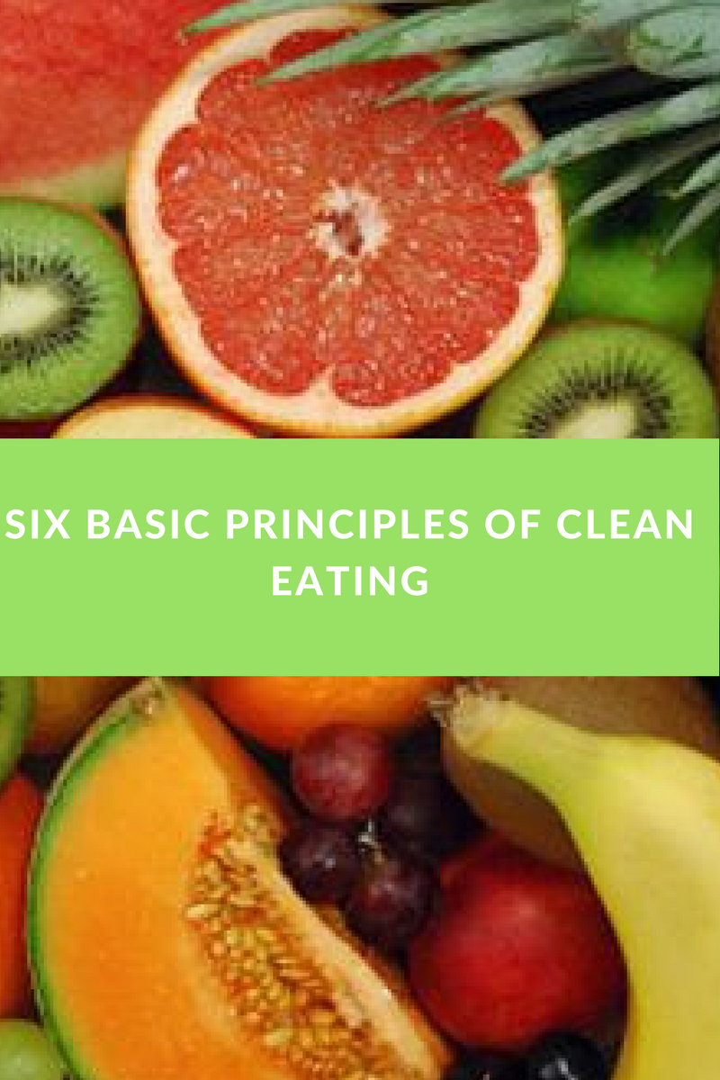Basics of Eating Clean
