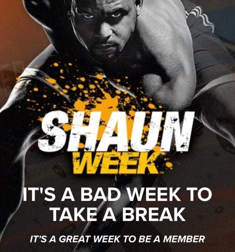 Shaun T Week is Coming June 12-18!